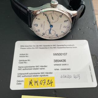 インターナショナルウォッチカンパニー(IWC)のIWC ポルトギーゼ7Days(腕時計(アナログ))