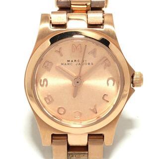 マークバイマークジェイコブス(MARC BY MARC JACOBS)のマークジェイコブス 腕時計 - MBM3200(腕時計)