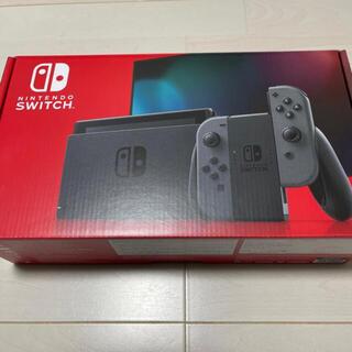 Nintendo Switch - Nintendo Switch グレー 新型本体+純正Proコン
