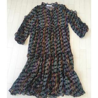 ダブルスタンダードクロージング(DOUBLE STANDARD CLOTHING)のコルコバード crcovado ワンピース(ロングワンピース/マキシワンピース)