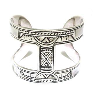 エルメス(Hermes)のエルメス バングル美品  トゥアレグPM(ブレスレット/バングル)