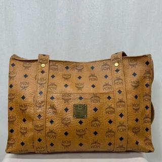 エムシーエム(MCM)のBG207 used MCM エムシーエム ハンド 肩掛け バッグ bag(ハンドバッグ)