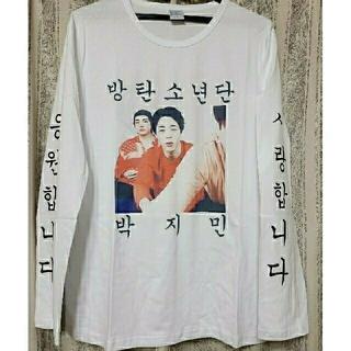 防弾少年団(BTS) - 新品 BTS 長袖Tシャツ ジミン JIMIN テテ クオズ  ボンボヤ 服