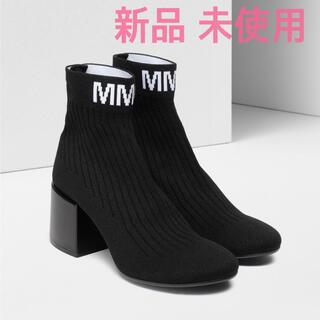 エムエムシックス(MM6)の:新品未使用:MM6 / ソックス ブーツ(ブーツ)