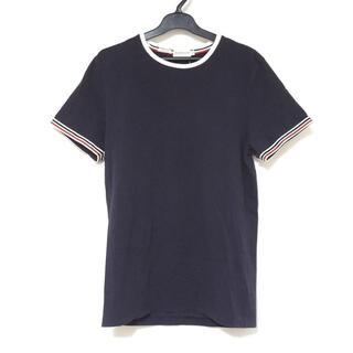モンクレール(MONCLER)のモンクレール 半袖Tシャツ サイズS -(Tシャツ(半袖/袖なし))