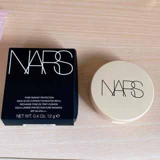 ナーズ(NARS)のNARSピュアラディアントプロテクションアクアティックグロークッション00509(ファンデーション)