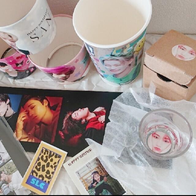 ATEEZ サン カプホル セット エンタメ/ホビーのCD(K-POP/アジア)の商品写真