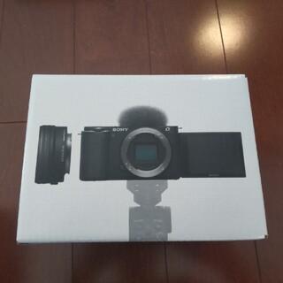 新品 ソニー VLOGCAM ZV-E10L パワーズームレンズキット ブラック