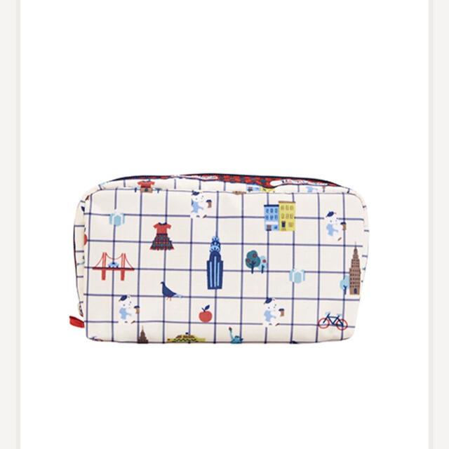 familiar(ファミリア)のファミリア レスポ ポーチ レディースのファッション小物(ポーチ)の商品写真