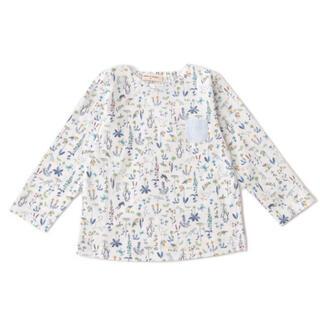 センスオブワンダー(sense of wonder)のsense of wonder  THEO 長袖Tシャツ 100cm(Tシャツ/カットソー)