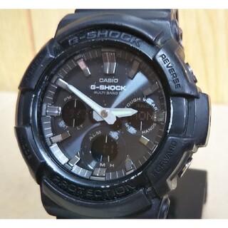 G-SHOCK - CASIO G-SHOCK GAW-100B 電波 ソーラー 腕時計 メンズ