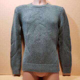クルチアーニ(Cruciani)のクルチアーニ(Cruciani) イタリア製セーター 46(ニット/セーター)