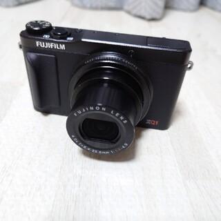 フジフイルム(富士フイルム)の富士フィルム XQ1 ブラック(コンパクトデジタルカメラ)