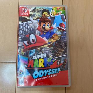 Nintendo Switch - Nintendo Switch スーパーマリオオデッセイ