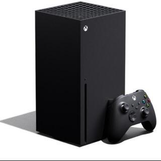 エックスボックス(Xbox)のMicrosoft Xbox Series X 本体(家庭用ゲーム機本体)