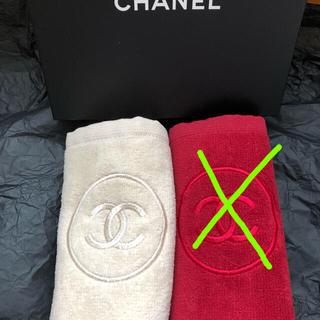 CHANEL - CHANELタオル