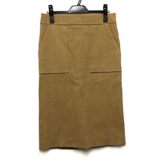 ドゥロワー(Drawer)のドゥロワー ロングスカート サイズ38 M -(ロングスカート)