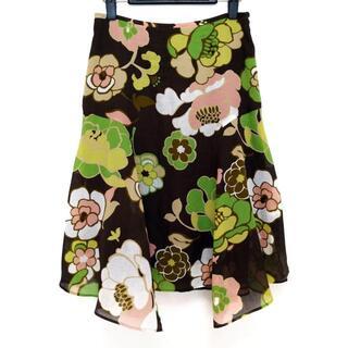 トゥービーシック(TO BE CHIC)のトゥービーシック スカート サイズ40 M -(その他)