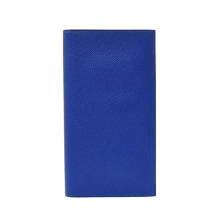 エルメス(Hermes)のエルメス  MC2 フレミング 札入れ ブルーロワイヤル×ブルーインディゴ(長財布)