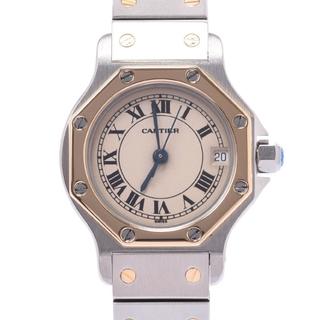 Cartier - カルティエ  サントス オクタゴン 腕時計