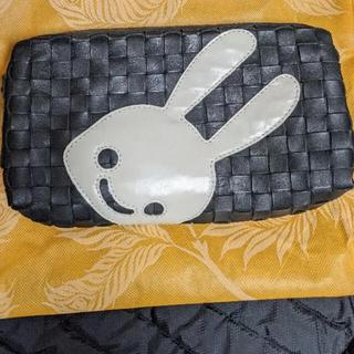 CUNE - CUNE  × robita レザーショルダーバッグ  ウサギ