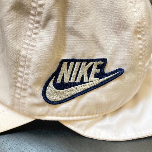 NIKE(ナイキ)の'70s NIKE cap white 希少 激レア メンズの帽子(キャップ)の商品写真
