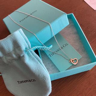 ティファニー(Tiffany & Co.)のTiffany ティファニーネックレス(ネックレス)