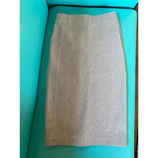 ドゥーズィエムクラス(DEUXIEME CLASSE)のDeuxieme Classe *フライスタイトスカート…✈︎(ひざ丈スカート)