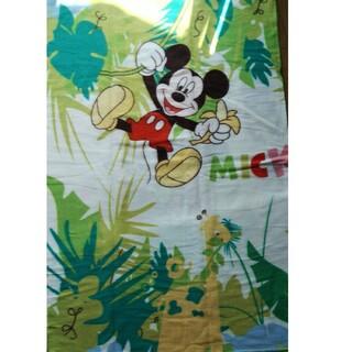 ディズニー(Disney)のタグ付 ミッキー&ミニー毛布(毛布)