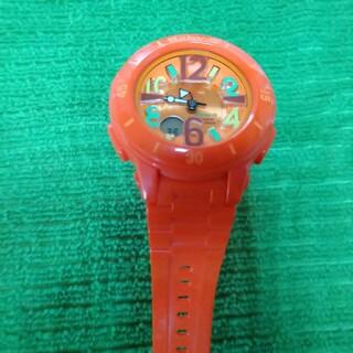 ベビージー(Baby-G)のBaby-G 腕時計 オレンジ(腕時計)