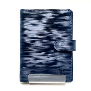 ルイヴィトン(LOUIS VUITTON)のルイヴィトン 手帳 エピ アジェンダPM(その他)