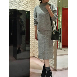 ダブルスタンダードクロージング(DOUBLE STANDARD CLOTHING)のダブルスタンダード セットアップ(ニット/セーター)