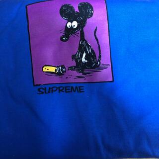 Supreme - supreme mouse tee L
