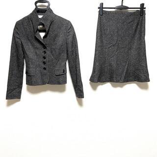 アンタイトル(UNTITLED)のアンタイトル スカートスーツ サイズ0 XS -(スーツ)