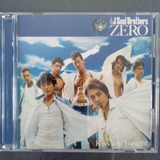 サンダイメジェイソウルブラザーズ(三代目 J Soul Brothers)のCD+DVD 三代目JSoulBrothers 0〜ZERO(ポップス/ロック(邦楽))