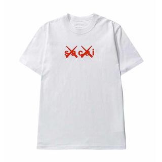 sacai - サイズ 5 サカイ カウズ ロゴ レッド