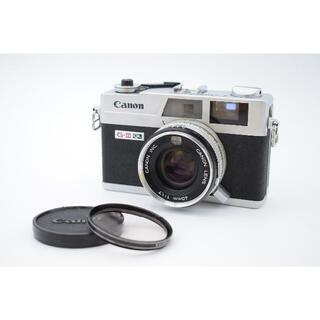 キヤノン(Canon)の9107 Canon キャノン Canonet QL17 G-Ⅲ 通電不良?(フィルムカメラ)