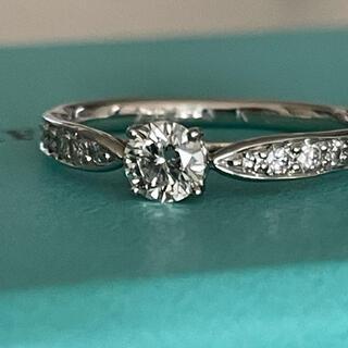 ティファニー(Tiffany & Co.)のティファニーハーモニービーズセッティング(リング(指輪))