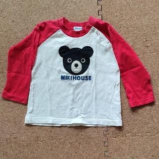 ミキハウス(mikihouse)のミキハウス 長袖Tシャツ 70〜80(Tシャツ)
