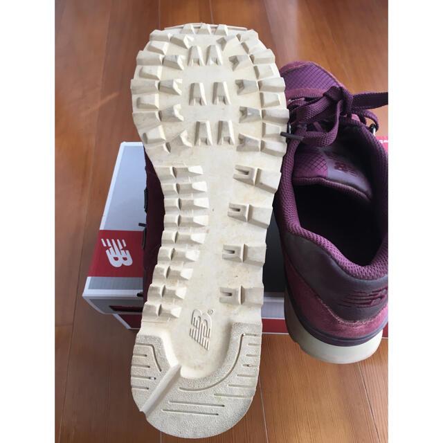 New Balance(ニューバランス)のニューバランス  ML574pks メンズの靴/シューズ(スニーカー)の商品写真