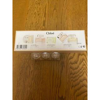クロエ(Chloe)のクロエ ミニ香水 3個セット(香水(女性用))