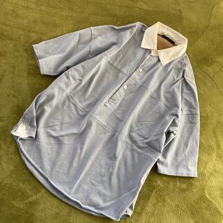 BARNYARDSTORM - バンヤードストーム ポロシャツ風トップス