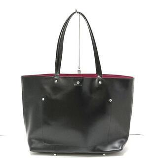 マリークワント(MARY QUANT)のマリークワント トートバッグ美品  - 黒(トートバッグ)