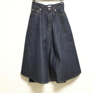 ロエベ(LOEWE)のロエベ ロングスカート サイズ34 S -(ロングスカート)
