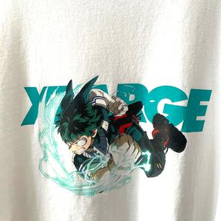 XLARGE - XLARGE ヒロアカ Tシャツ デク