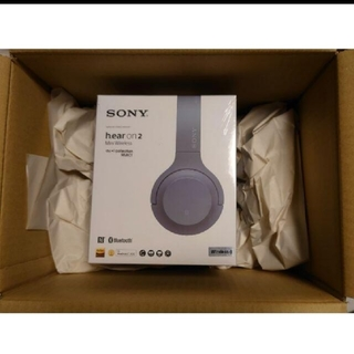 新品 ソニー h.ear on 2 Mini Wireless WH-H800