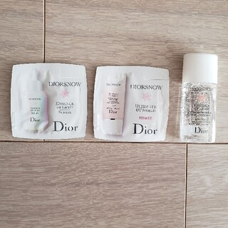 ディオール(Dior)のDior スノー サンプル(サンプル/トライアルキット)