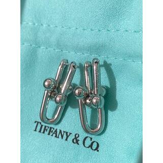 ティファニー(Tiffany & Co.)のTIFFANY ティファニー ハードウェア リンク ピアス(ピアス)