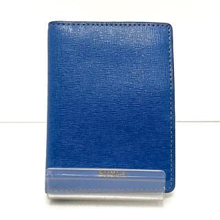 フルラ(Furla)のフルラ カードケース - ライトブルー(名刺入れ/定期入れ)