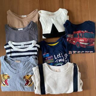 プティマイン(petit main)のmonnmimi プティマイン GAP ロンT(Tシャツ)